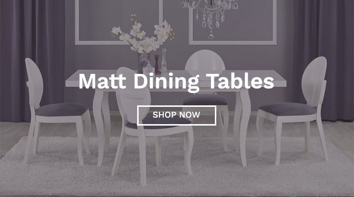 Matt Dining Tables