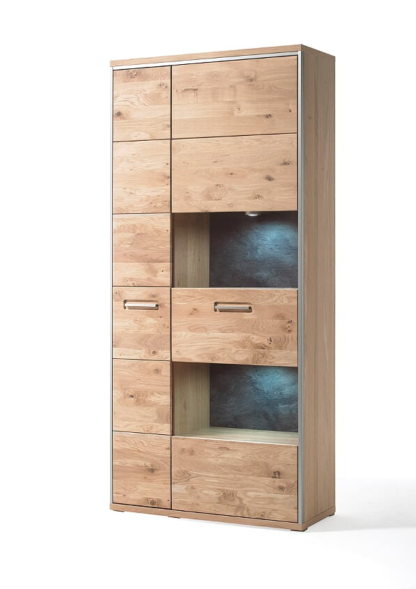 Esperee Display Storage Cupboard With LED lighting