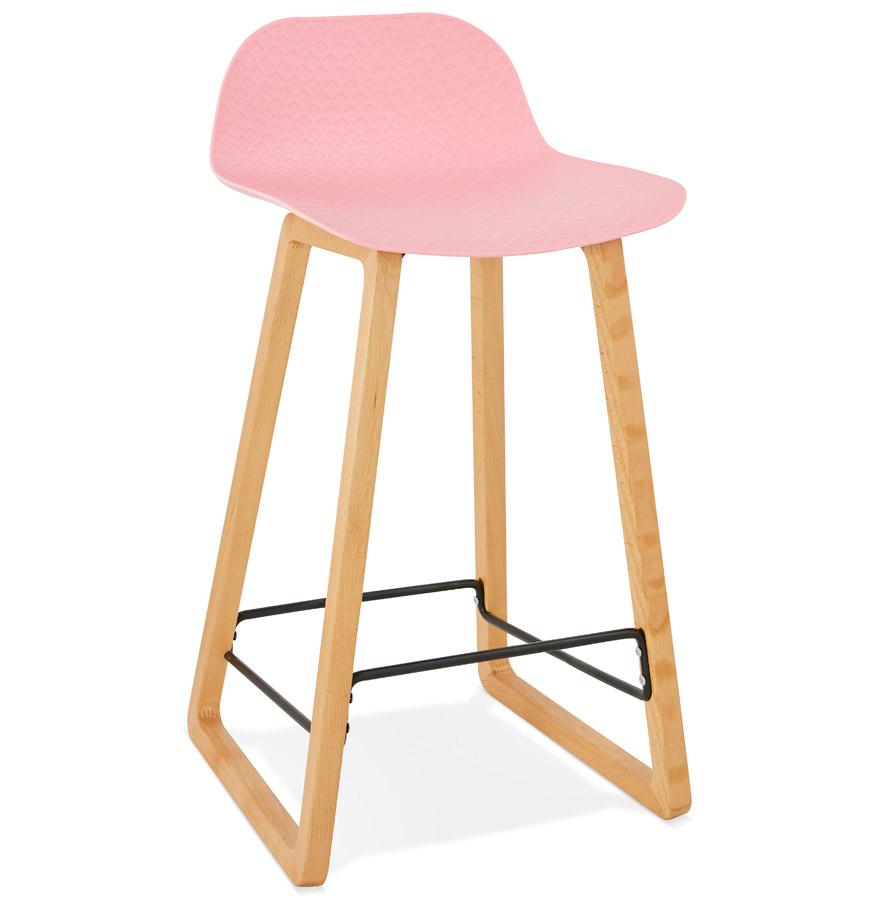 Geko Pink Bar Stool