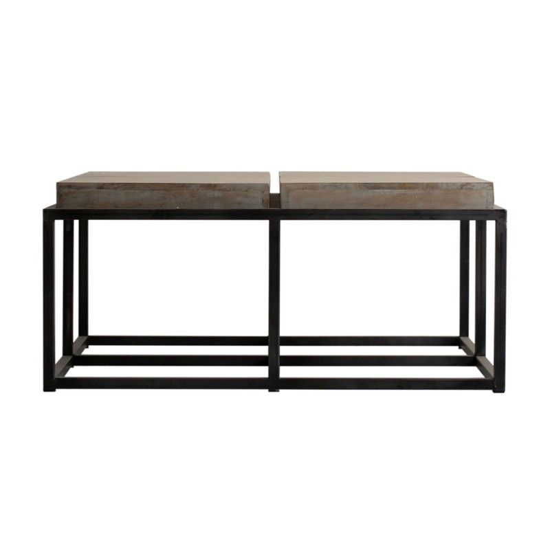 Ureka  Solid Wood Coffee Table