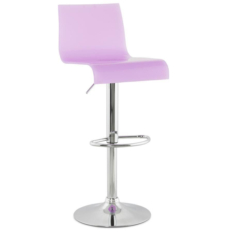 Zany Bar Stool With (Various Colours)
