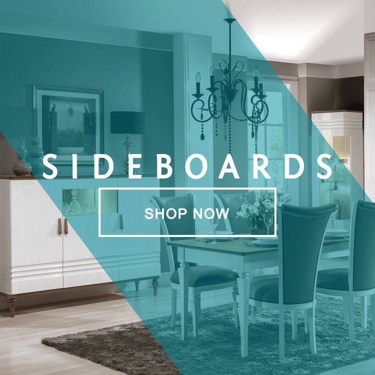 Sideboards perfect with extending dining tables